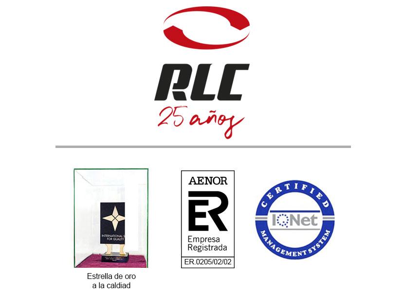 Calidad RLC