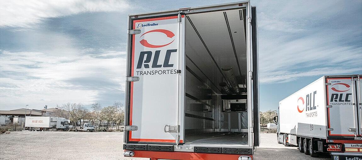 Empresas de transporte en España