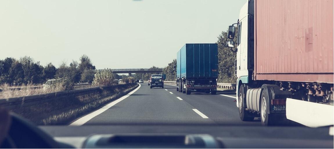 transporte de mercancías internacional