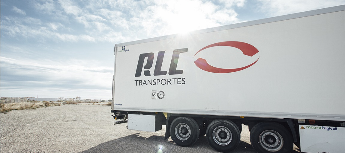 transporte internacional de España a Portugal