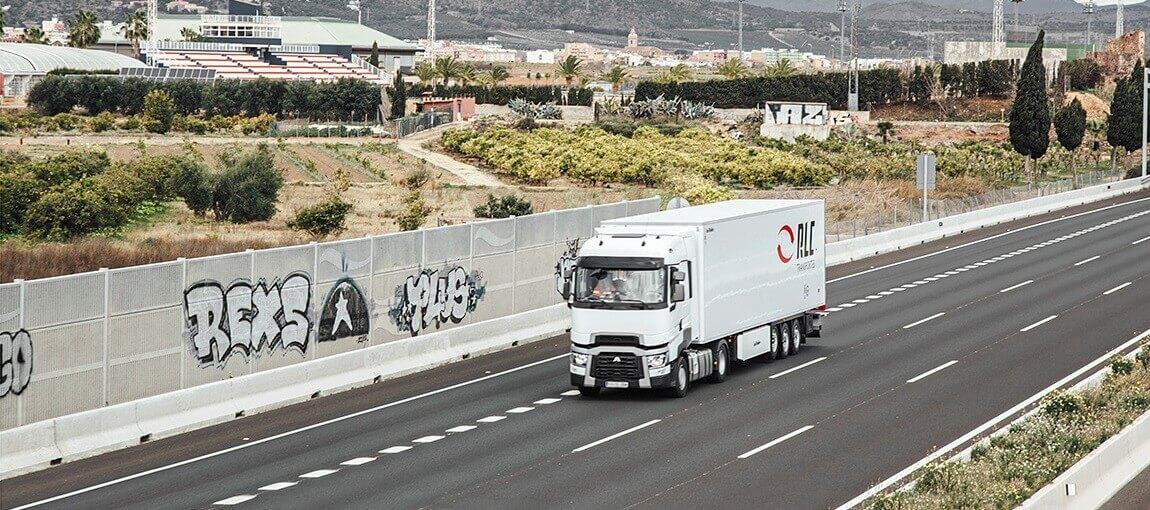 Agencias de transporte de mercancías