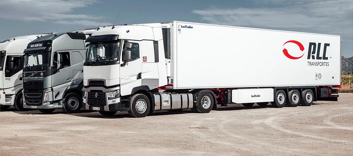 Contrata nuestra empresa de transporte de mercancías