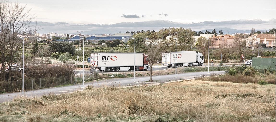 Empresa de logística internacional. Llegamos a toda Europa