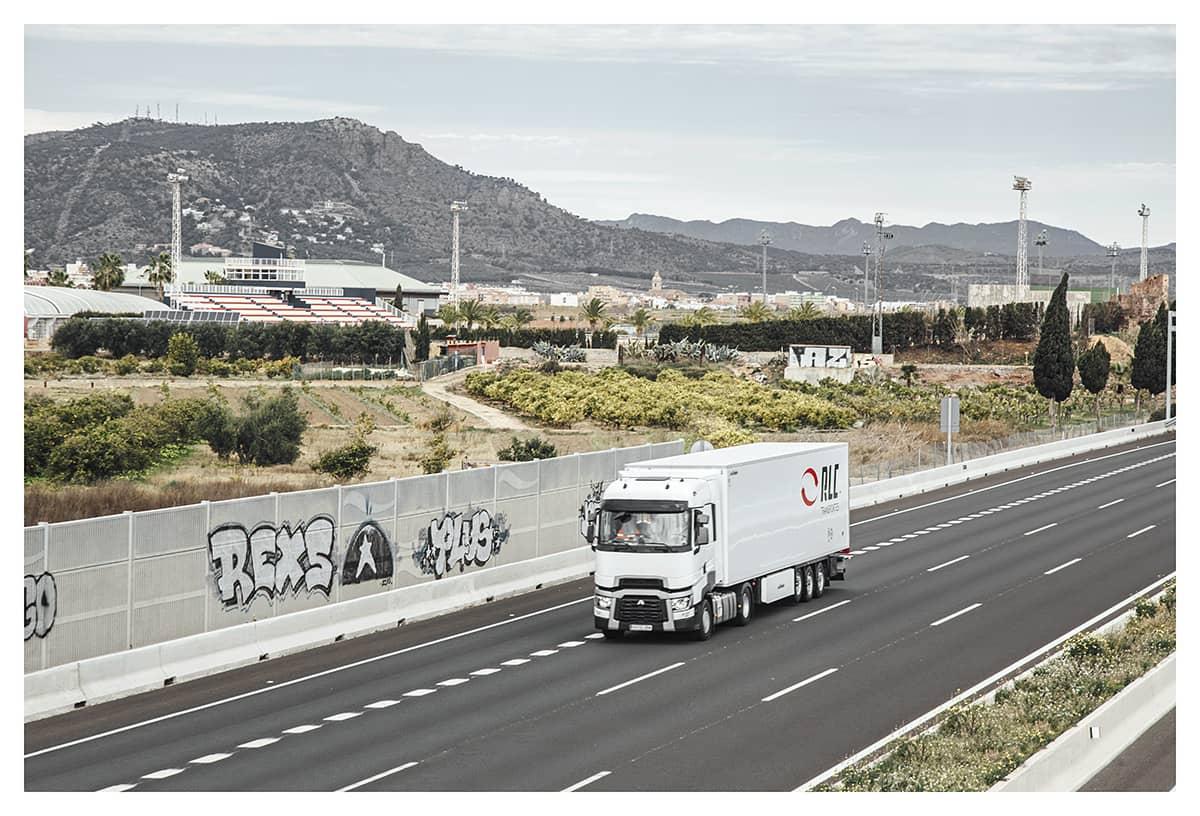 transporte carretera
