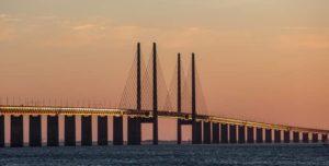 puente mas largo europa malmo suecia