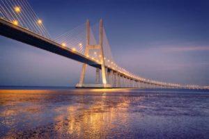 puente mas largo europa vasco de gama