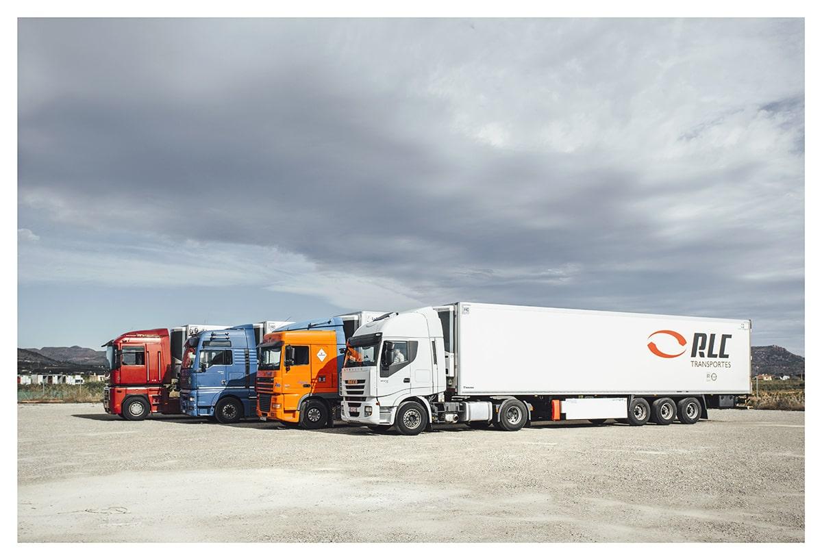 camiones mas potentes de europa