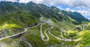 carretera peligrosa transfagarasan