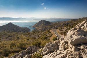Carretera del adriatico