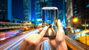 smart roads tecnologia